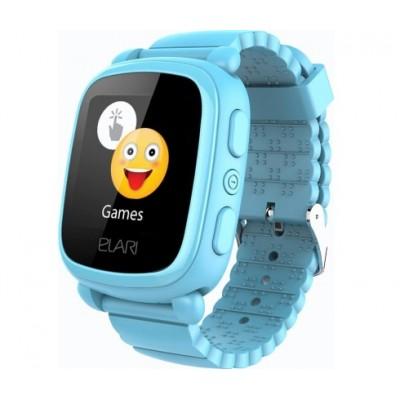 Дитячий Смарт Годинник Elari 2 KP-2BL GPS Blue