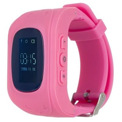 Дитячий Смарт Годинник Ergo K010 GPS Pink