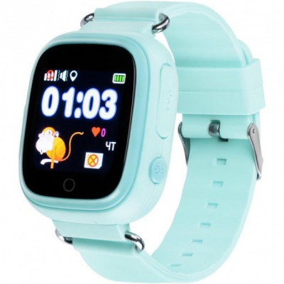 Дитячий Смарт Годинник Gelius Pro GP-PK003 GPS Blue