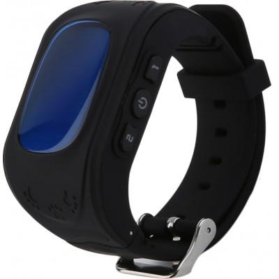 Дитячий Смарт Годинник Optima SK-001 GPS Black