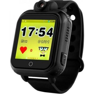 Дитячий Смарт Годинник Optima SK-006 GPS Black