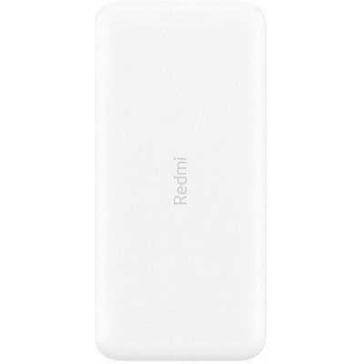 Додатковий акумулятор Xiaomi Redmi 20000mAh White
