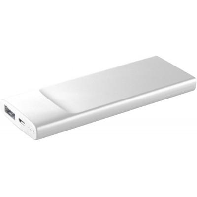 Додатковий акумулятор 3600 mAh CellularLine Free Power Slim White