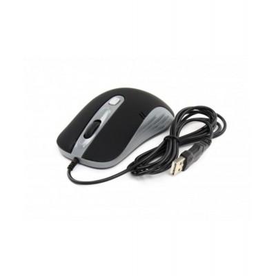 Мишка ProLogix PSM-200BG Black Grey USB