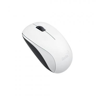 Мишка безпровiдна Genius NX-7000 White