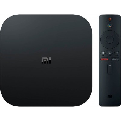 TV Приставка Xiaomi 4K Mi Box S 2/8GB Global