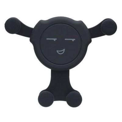 Тримач в авто  Baseus Emoticon SUYL-EMHJ Black.