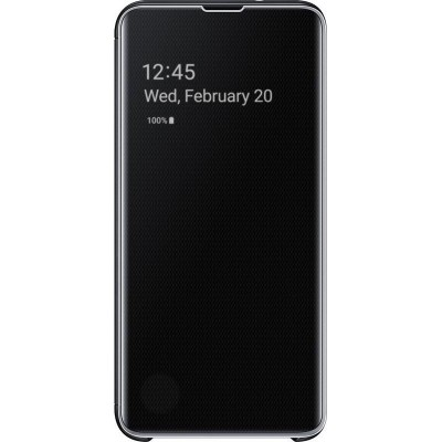 Чохол-книжка Clear View Standing Cover для Samsung G970 (S10e) Black HC