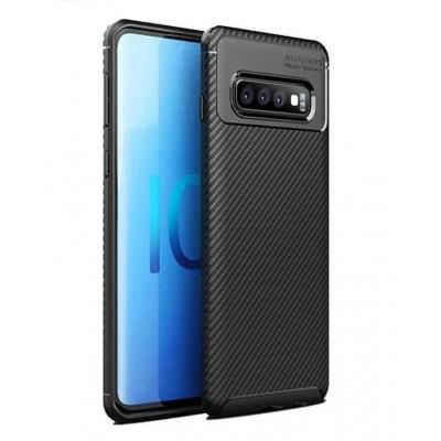 Накладка Ipaky Kaisy Series для Samsung G973 (S10) TPU Black