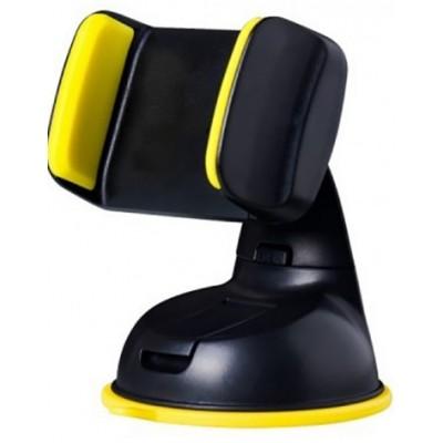 Тримач в авто Hoco CA5 Black-Yellow