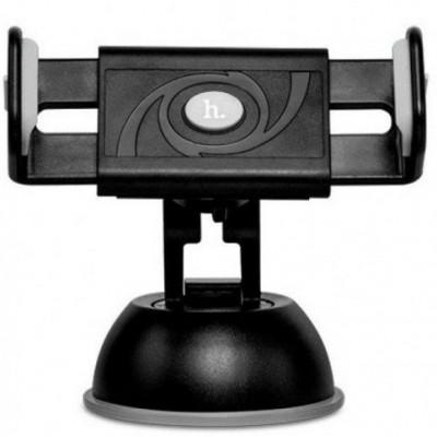 Тримач в авто Hoco CPH17 Black-Grey
