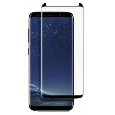 Захисне скло 5D Full Glue Samsung G960 (S9) Black