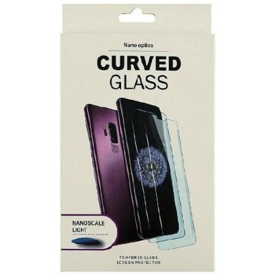 Захисне скло Curved Full Cover Glass Samsung G965 (S9 Plus)
