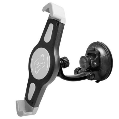 "Тримач в авто для планшета Universal 360 Degree Rotation Tablet Suction Mount  7"" - 10"" Black"
