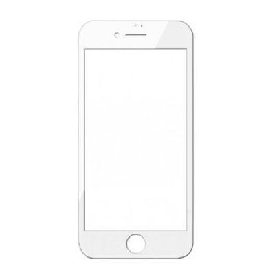 Захисне скло 3D Baseus iPhone 7/8 0.3mm White