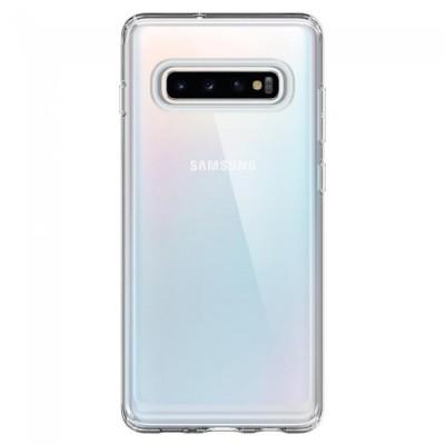 Накладка Spigen Ultra Hybrid для Samsung G975 (S10 Plus) Crystal Clear