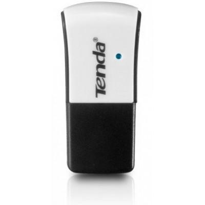 Бездротовий адаптер Tenda W311M 802.11n 150Mbps, Nano, USB