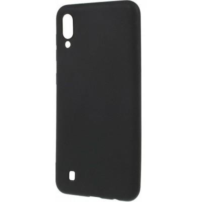 Накладка силіконова 'Smtt'для Samsung M105 (M10 2019) Black