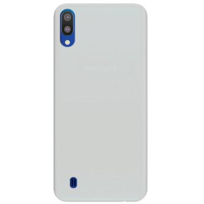 Накладка Soft Touch для Samsung M105 (M10 2019) White