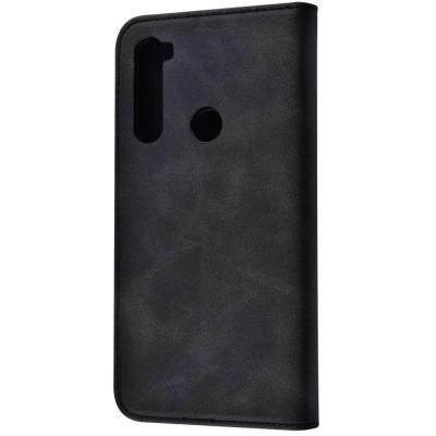 Чохол-книжка TPU Magnet для Xiaomi Redmi Note 8 Black