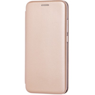 Чохол-книжка Classy Slim Shell для Xiaomi Redmi Note 7 Gold