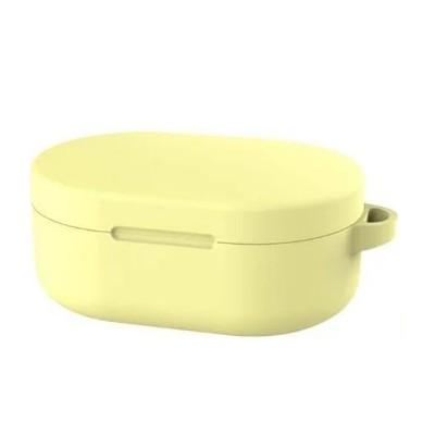Чохол Silicone Case airdots Yellow