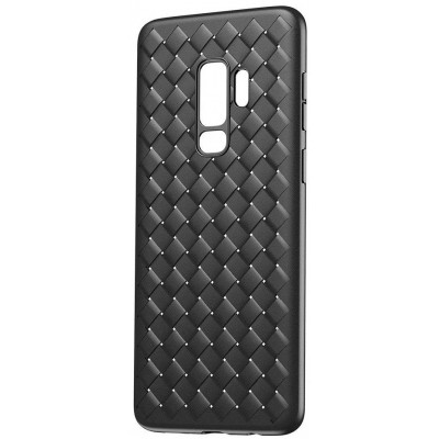 "Чохол Baseus Weaving Case Samsung S9 (G960)""силікон"" Black"