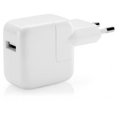 Адаптер мережевий 1xUSB iPad 10W (5,1V 2100mAh)