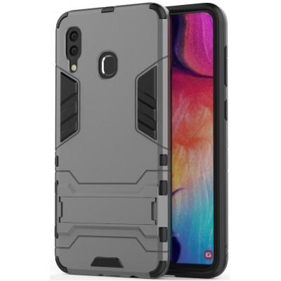 Накладка Armor Case для Samsung A305/A205 Black