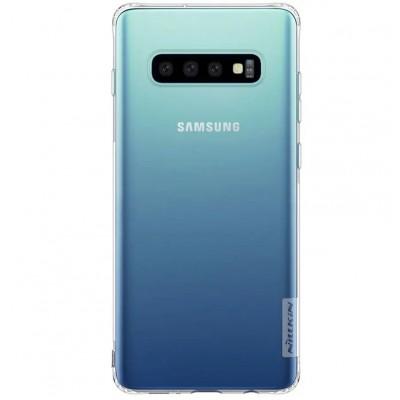 Накладка Nillkin Nature Series TPU для Samsung G970 (S10e) Grey