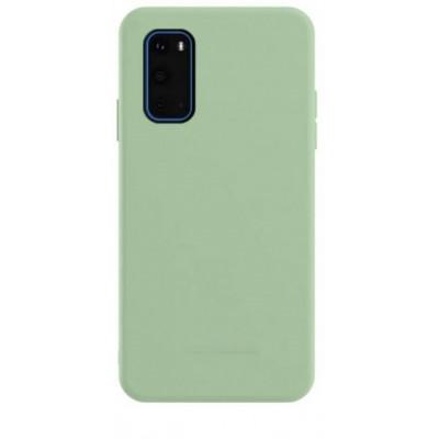 Накладка Soft Touch для Samsung M307 (M30s 2019) Olive