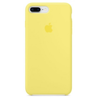 Накладка Silicone Case HC для iPhone 7/8 Plus Lemonade