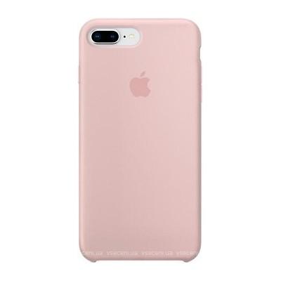 Накладка Silicone Case HC для iPhone 7/8 Plus Pink Sand