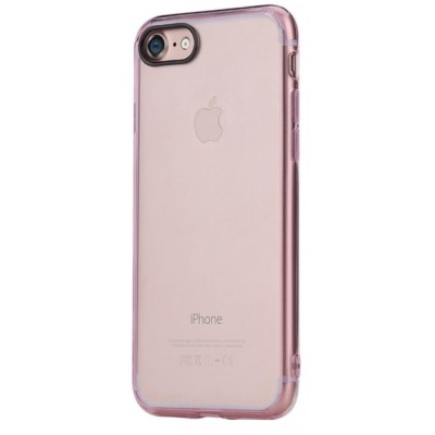 Чохол Remax iPhone 7 Crystal Pink