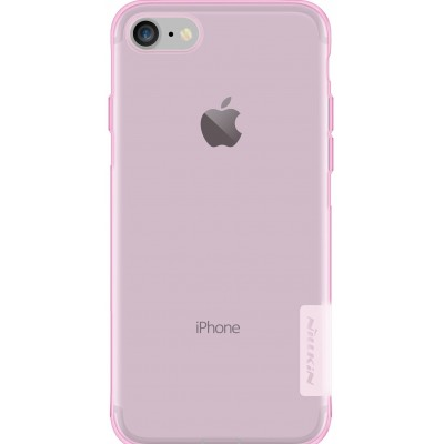 Чохол Nillkin Nature TPU iPhone 7 Pink