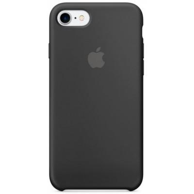 """Чохол """"силікон"""" Soft Touch iPhone 7 Black"""