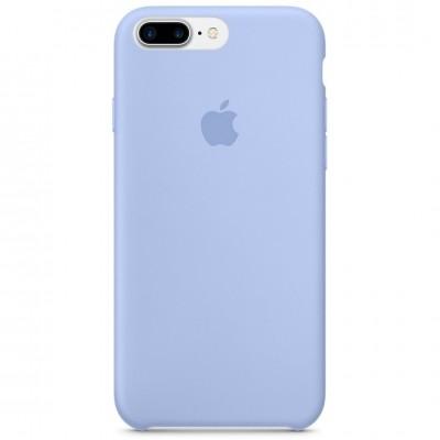 Накладка Silicone Case для iPhone 7/8 Plus Lilac