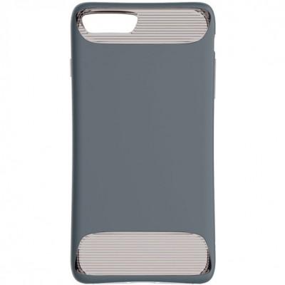 "Чохол  Baseus Angel case iPhone 7 Plus ""силікон"" Gray"