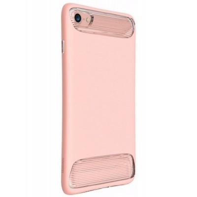 "Чохол  Baseus Angel case iPhone 7 Plus ""силікон"" Pink"