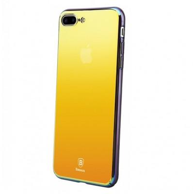 Чохол  Baseus Mirror Case iPhone 7 Plus Gold