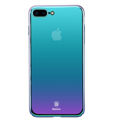 Чохол  Baseus Mirror Case iPhone 7 Plus Violet-blue