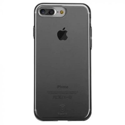 "Чохол  Baseus Simple iPhone 7 Plus ""з заглушкою"" Black"