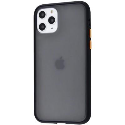 Накладка Gingle Matte Case iPhone 11 Pro Green-Orange