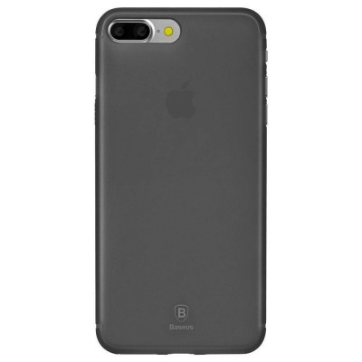 "Чохол  Baseus Super Slim Case iPhone 7 Plus ""силікон"" Black"