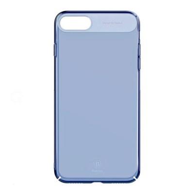"""Чохол  Baseus Super Slim Case iPhone 7 Plus """"силікон"""" Blue"""