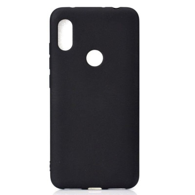 "Чохол ""силікон"" Soft Touch iPhone 7 Plus Black"