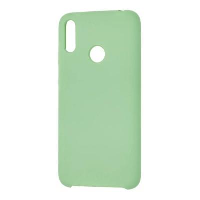 "Чохол ""силікон"" Soft Touch iPhone 7 Plus Green"