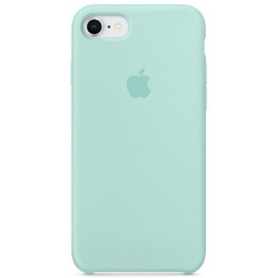 Накладка Silicone Case для iPhone 7/8 Mint