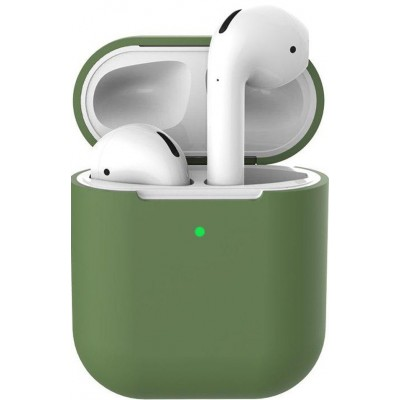 Чохол Silicone Case AirPods 2 Green
