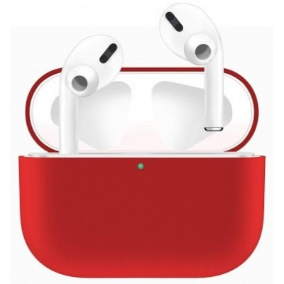 Чохол Silicone Case AirPods Pro Red
